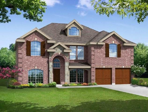 7820 Alders Gate Lane, Denton, TX 76208 (MLS #14211863) :: The Mitchell Group