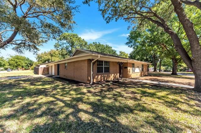 1609 W Tucker Boulevard, Arlington, TX 76013 (MLS #14211875) :: The Hornburg Real Estate Group