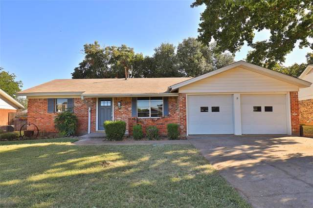 5209 Burbank Drive, Abilene, TX 79605 (MLS #14211881) :: All Cities Realty