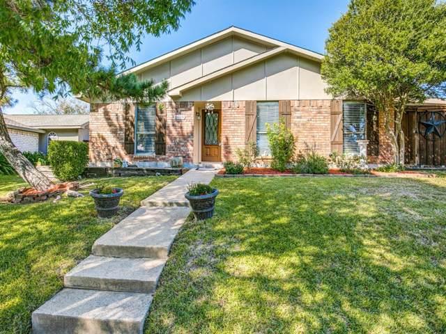 2609 Cedar Elm Lane, Garland, TX 75043 (MLS #14211891) :: The Chad Smith Team