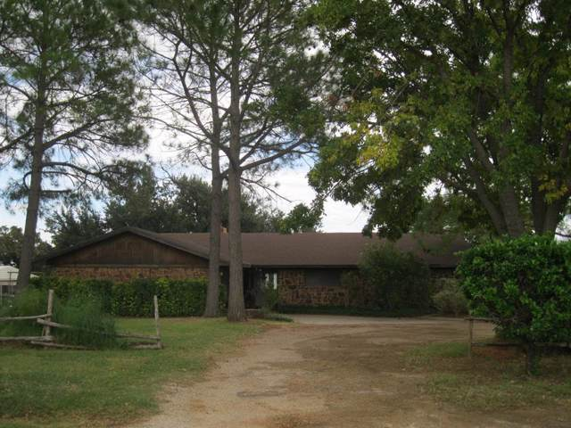 9922 County Road 199, Breckenridge, TX 76424 (MLS #14211896) :: The Tonya Harbin Team