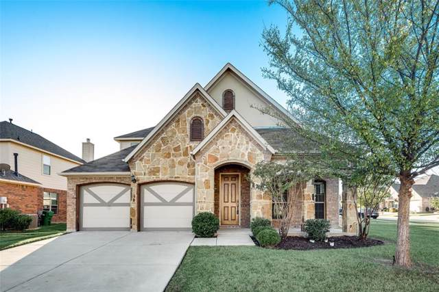 1500 Elizabeth Creek Drive, Little Elm, TX 75068 (MLS #14211902) :: All Cities Realty
