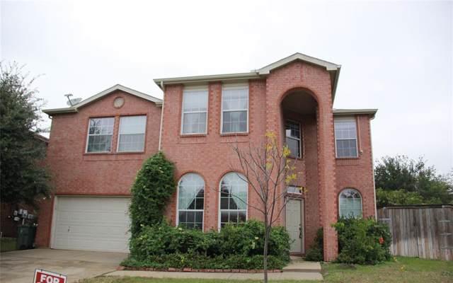 921 Medina Drive, Arlington, TX 76017 (MLS #14211903) :: The Hornburg Real Estate Group