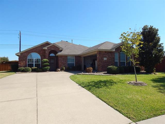 1600 Timber Brook Drive, Wylie, TX 75098 (MLS #14211911) :: Robinson Clay Team