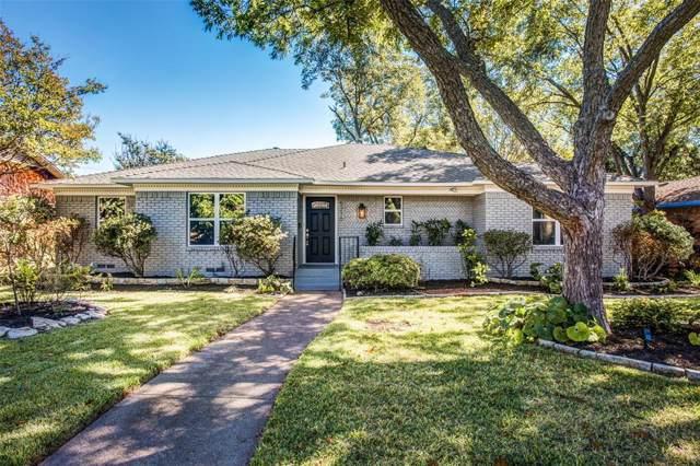 5210 Breakwood Drive, Dallas, TX 75227 (MLS #14211914) :: The Mitchell Group