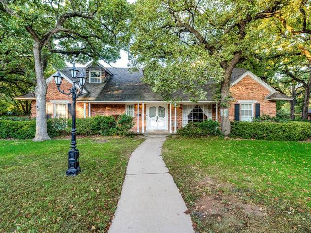 2022 Mill Creek Drive, Arlington, TX 76010 (MLS #14211918) :: SubZero Realty