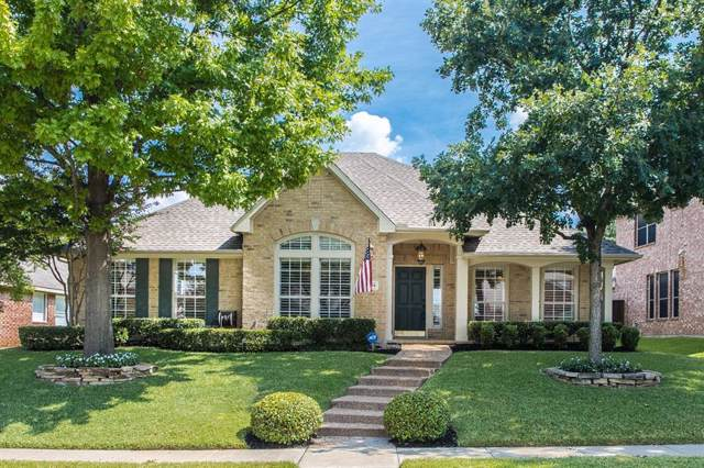 1324 Lighthouse Lane, Allen, TX 75013 (MLS #14211921) :: Vibrant Real Estate