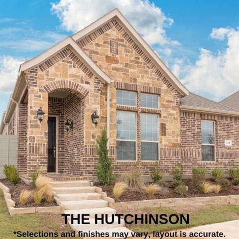 904 Parkside Street, Argyle, TX 76226 (MLS #14211935) :: The Real Estate Station