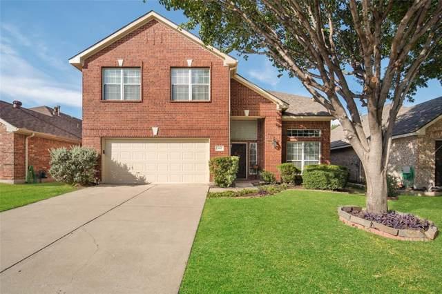 3017 Bigleaf Drive, Little Elm, TX 75068 (MLS #14211939) :: The Chad Smith Team