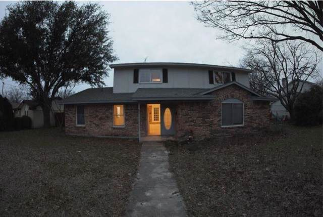1813 N Floyd Road, Richardson, TX 75080 (MLS #14211995) :: RE/MAX Town & Country