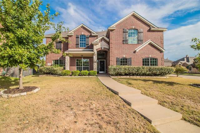 5025 Sunwood Circle, Fort Worth, TX 76123 (MLS #14212001) :: RE/MAX Town & Country