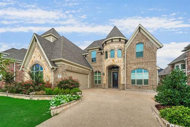 215 Dominion Drive, Wylie, TX 75098 (MLS #14212004) :: Maegan Brest   Keller Williams Realty