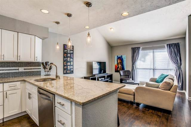 4103 Avondale Avenue #2, Dallas, TX 75219 (MLS #14212011) :: RE/MAX Town & Country