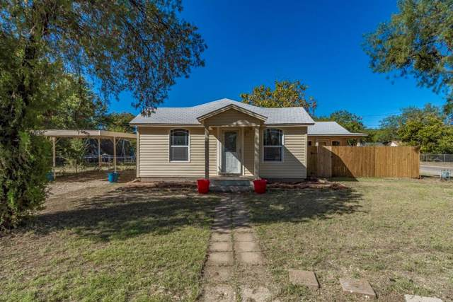 2302 Vine Street, Abilene, TX 79602 (MLS #14212073) :: Maegan Brest | Keller Williams Realty