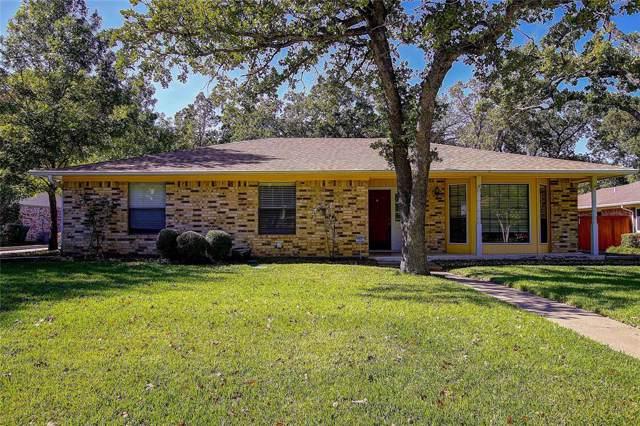 2317 Bluebird Court, Grapevine, TX 76051 (MLS #14212075) :: The Kimberly Davis Group