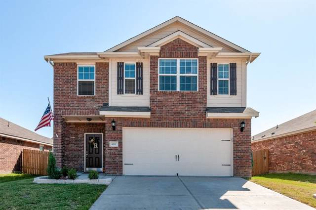 6313 Trinity Creek Drive, Fort Worth, TX 76179 (MLS #14212103) :: All Cities Realty