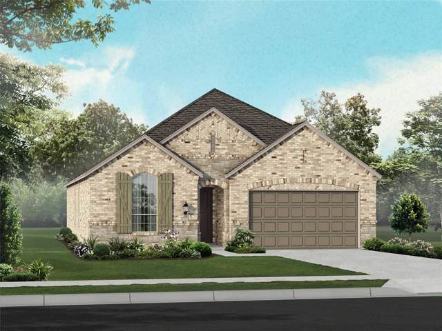 1404 Thrasher Drive, Little Elm, TX 75068 (MLS #14212116) :: All Cities Realty