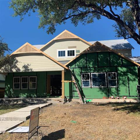 1318 Apache Drive, Richardson, TX 75080 (MLS #14212119) :: RE/MAX Town & Country