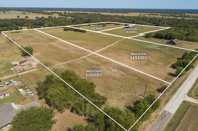 0000 County Road 1525, Point, TX 75472 (MLS #14212154) :: Frankie Arthur Real Estate