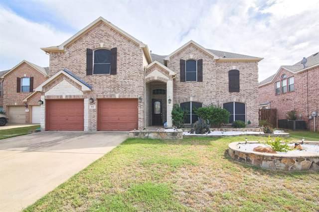 914 Greenfield Court, Kennedale, TX 76060 (MLS #14212168) :: Lynn Wilson with Keller Williams DFW/Southlake