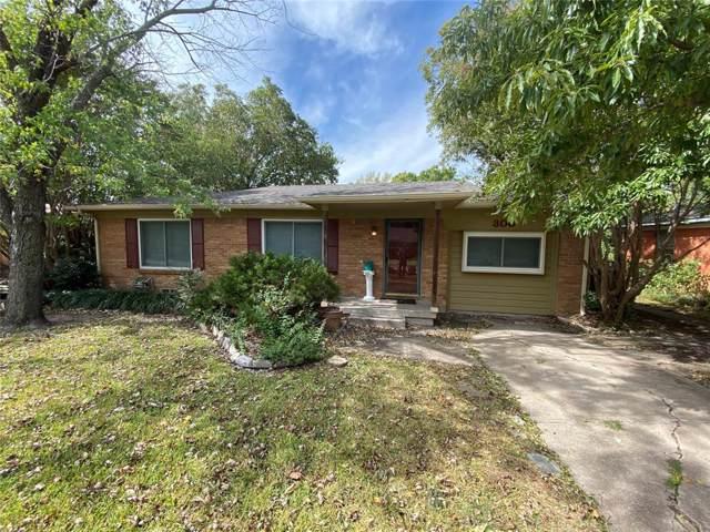 306 S First Street, Wylie, TX 75098 (MLS #14212173) :: Baldree Home Team