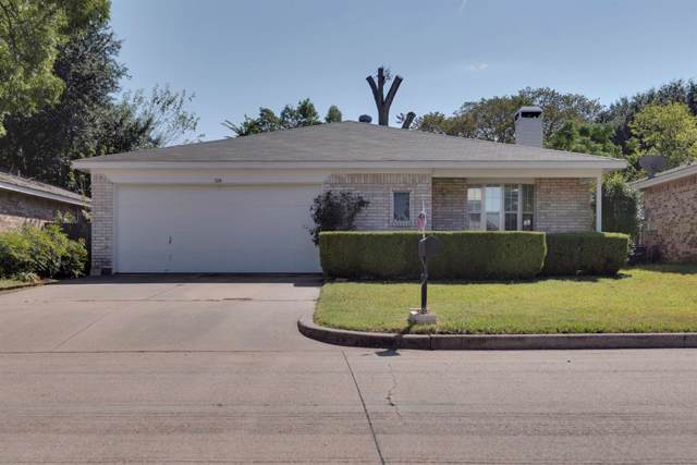 514 Mockingbird Drive, Mansfield, TX 76063 (MLS #14212196) :: Lynn Wilson with Keller Williams DFW/Southlake