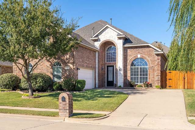 213 Dunmore Court, Keller, TX 76248 (MLS #14212212) :: Dwell Residential Realty
