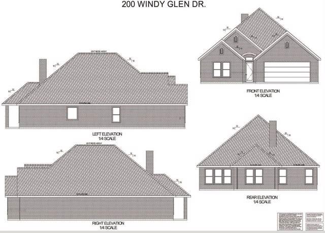 200 Windy Glen, Decatur, TX 76234 (MLS #14212220) :: Robbins Real Estate Group