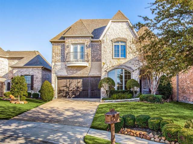76 Placid Pond Drive, Frisco, TX 75034 (MLS #14212249) :: RE/MAX Town & Country