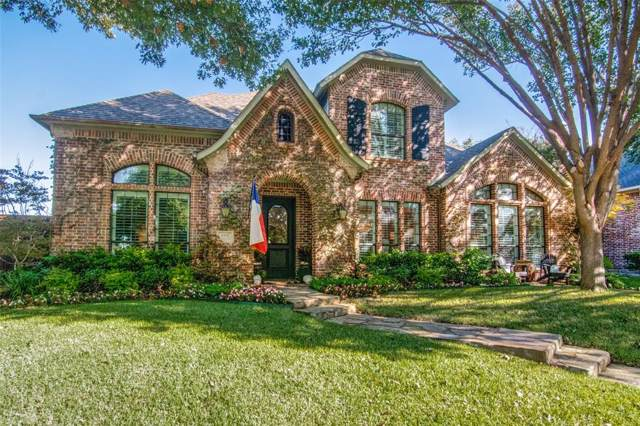 6337 Yorkdale Drive, Plano, TX 75093 (MLS #14212287) :: RE/MAX Town & Country