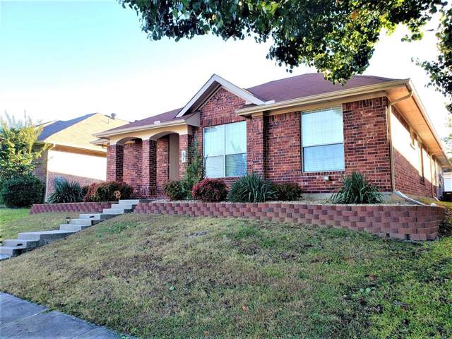 4525 Shadowridge Drive, The Colony, TX 75056 (MLS #14212297) :: Robbins Real Estate Group