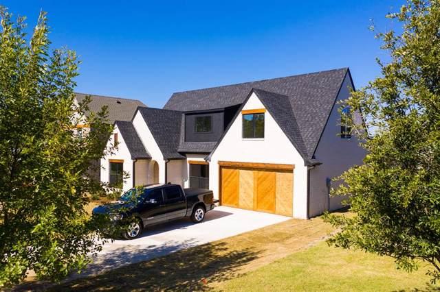 201 E 3rd Street, Prosper, TX 75078 (MLS #14212318) :: Van Poole Properties Group