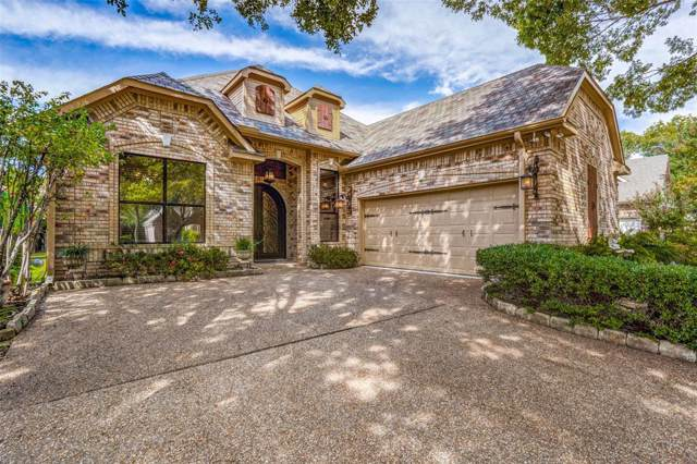 2606 Brookside Court, Mckinney, TX 75072 (MLS #14212323) :: RE/MAX Town & Country