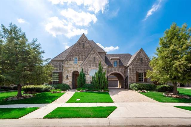 636 Scenic Drive, Irving, TX 75039 (MLS #14212452) :: Baldree Home Team