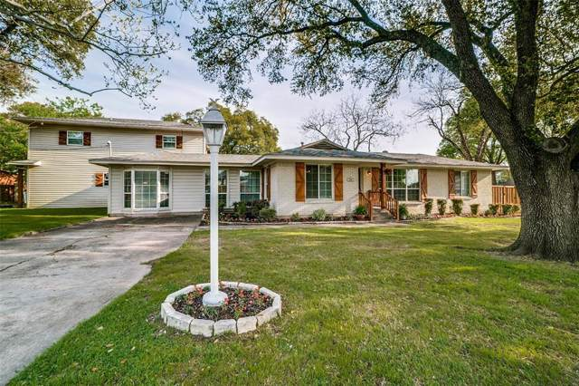 244 Leda Drive, Dallas, TX 75218 (MLS #14212478) :: Lynn Wilson with Keller Williams DFW/Southlake