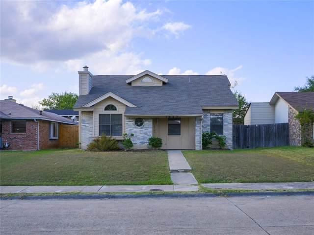 1619 Hunterwood Drive, Dallas, TX 75253 (MLS #14212486) :: RE/MAX Town & Country