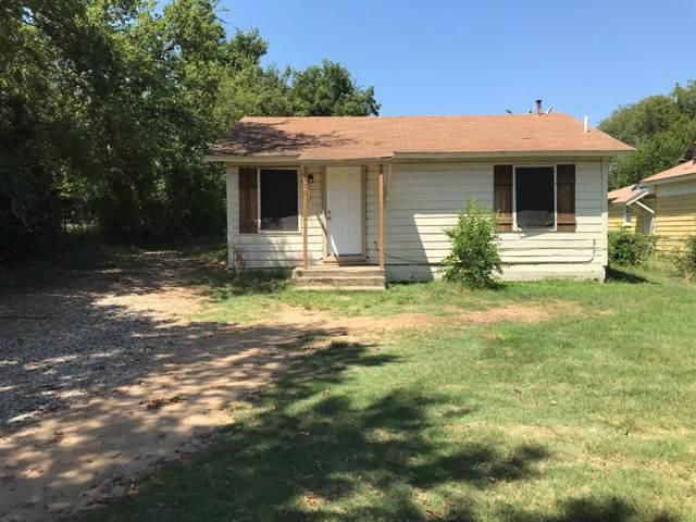 4004 S Edgewood Terrace, Fort Worth, TX 76119 (MLS #14212487) :: Lynn Wilson with Keller Williams DFW/Southlake