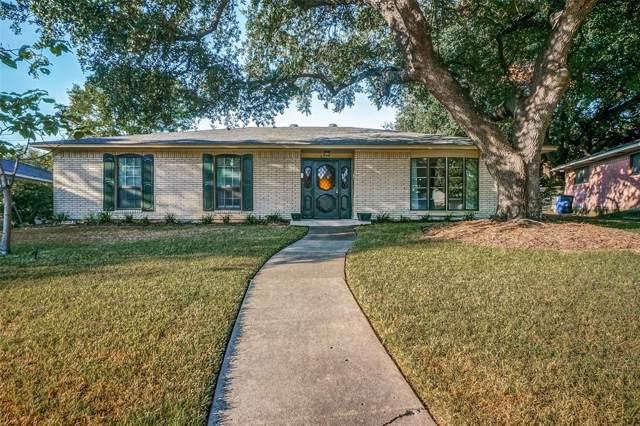 6559 Kingsbury Drive, Dallas, TX 75231 (MLS #14212521) :: RE/MAX Town & Country
