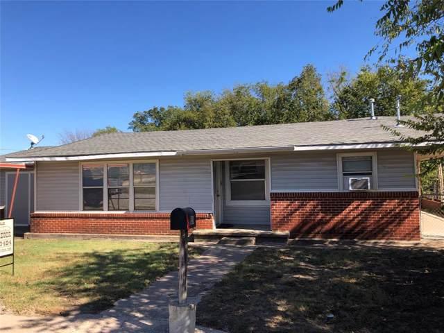 520 N Cage, Hamilton, TX 76531 (MLS #14212545) :: Lynn Wilson with Keller Williams DFW/Southlake