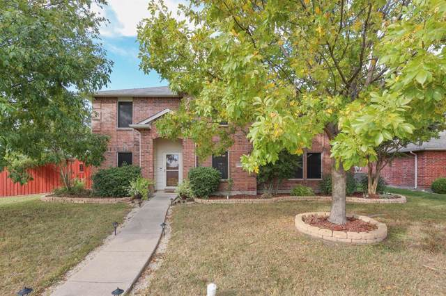 2703 Gold Hill Drive, Wylie, TX 75098 (MLS #14212546) :: Hargrove Realty Group