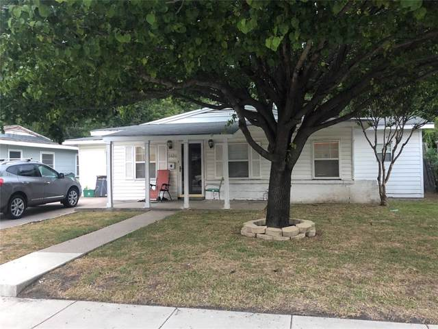 5820 Lyle Street, Westworth Village, TX 76114 (MLS #14212548) :: RE/MAX Town & Country