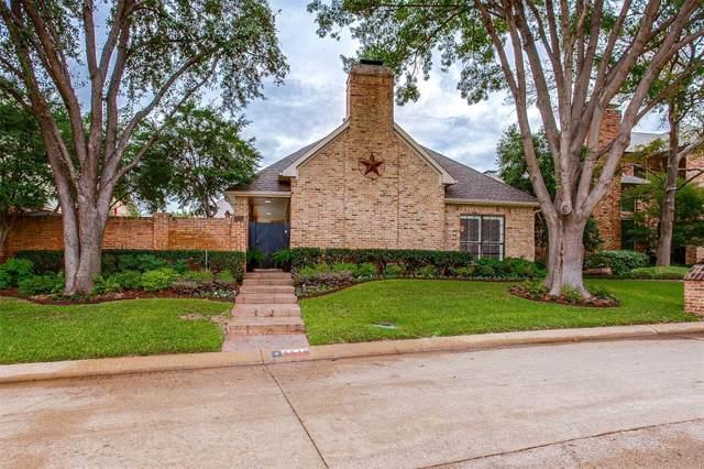 5519 Preston Fairways Drive, Dallas, TX 75252 (MLS #14212577) :: The Chad Smith Team