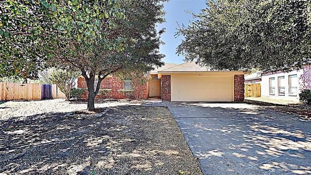 809 Rye Glen Court, Saginaw, TX 76179 (MLS #14212587) :: All Cities Realty