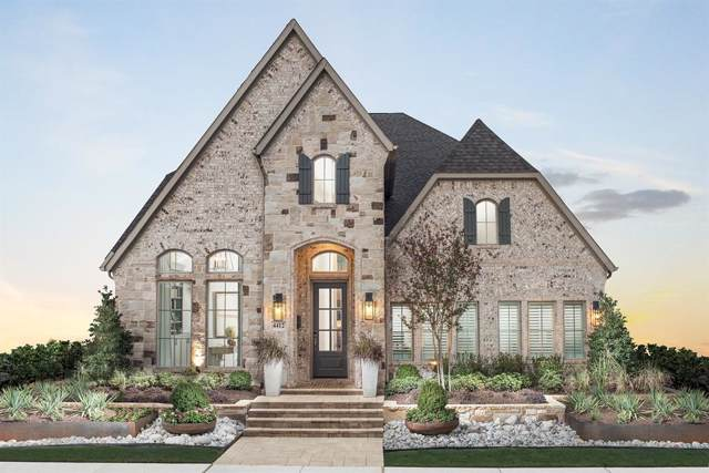 4412 Tall Knight Lane, Carrollton, TX 75010 (MLS #14212602) :: Hargrove Realty Group