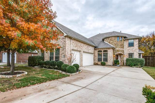 228 Livingston Drive, Hickory Creek, TX 75065 (MLS #14212603) :: All Cities Realty