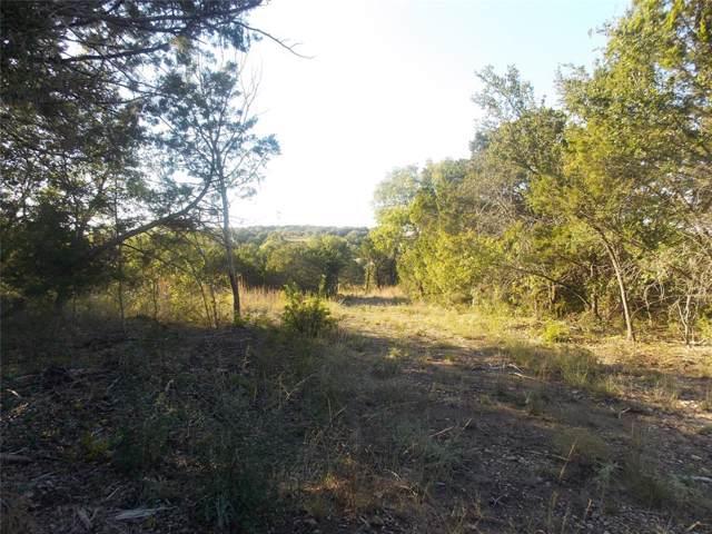 Lot 75 Eagles Bluff Drive, Brock, TX 76087 (MLS #14212610) :: The Kimberly Davis Group