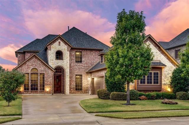2817 Spring Hollow Court, Highland Village, TX 75077 (MLS #14212619) :: Baldree Home Team