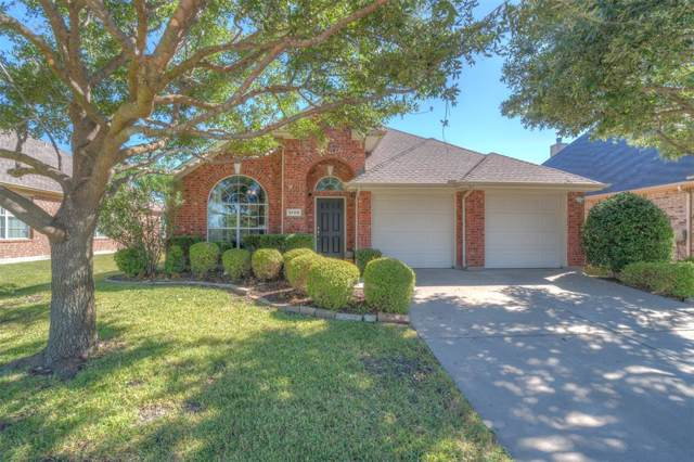 9708 Ellery Avenue, Plano, TX 75025 (MLS #14212623) :: Lynn Wilson with Keller Williams DFW/Southlake