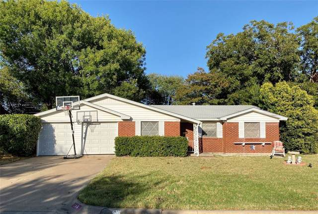 108 Jayellen Avenue, Burleson, TX 76028 (MLS #14212635) :: RE/MAX Town & Country