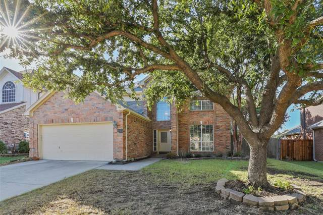 2617 Skinner Drive, Flower Mound, TX 75028 (MLS #14212652) :: RE/MAX Town & Country